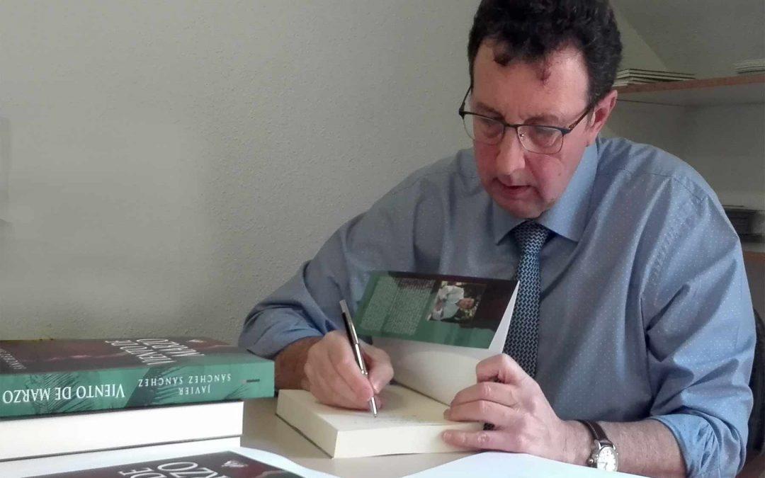 Viento de marzo de Javier Sánchez, una novela histórica de la descolonización de Guinea y del «cariño de esta tierra con España»